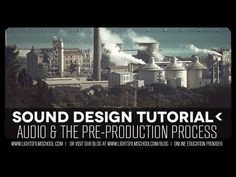 The critical importance of taking the time in pre-production to ensure you get good audio during shooting. [14:08]