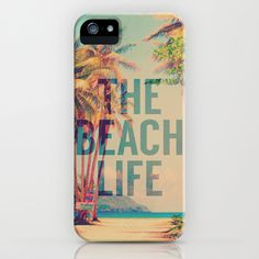 Beach Life iPhone & iPod Case by M Studio - $35.00