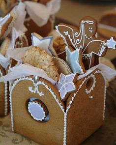 Gingerbread box
