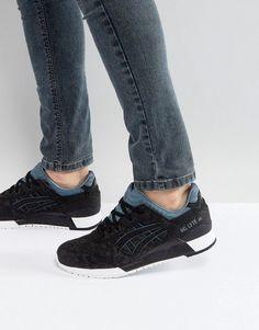 Asics Gel-Lyte III Sneakers In Gray - Gray