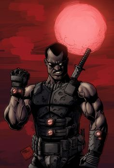 Blade colors by Niggaz4life.deviantart.com on @deviantART
