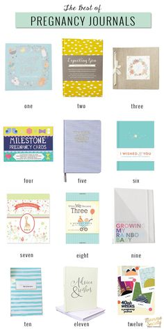 Do it yourself pregnancy and baby journal baby stuff pinterest 12 amazing pregnancy journals you will want to check out solutioingenieria Gallery