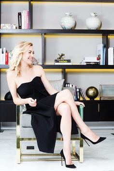 Yvonne Strahovski ~ Best Celebrity Legs in High Heels