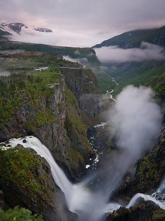 Land of the Giants, Vøringsfossen, Norway