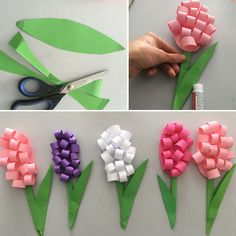 Crafts To Do, Easy Crafts, Crafts For Kids, Arts And Crafts, Paper Crafts, Spring Activities, Activities For Kids, Fruit Crafts, Brunch Decor