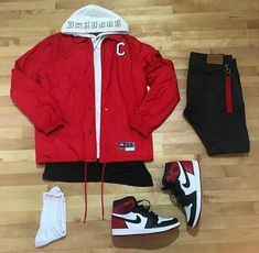Check these out urban mens fashion Dope Outfits For Guys, Swag Outfits Men, Nike Outfits, Casual Outfits, Tomboy Fashion, Sneakers Fashion, Fashion Outfits, Mens Fashion, Mode Streetwear