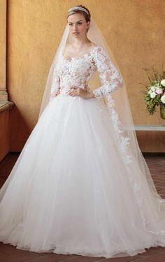 Courtesy of Casablanca Bridal Wedding Dresses