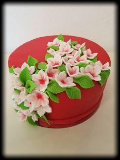 Mothersday cake / Moederdag taart