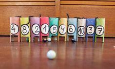 Kidissimo: 22 idées écolos de loisirs créatifs à réaliser avec des rouleaux de papier-toilette