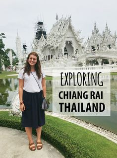 Traveling in Thailand? Here are some top things to see and do while visiting Chiang Rai!