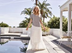 Bring out your inner goddess in our flowing maxi skirts. | Wet Seal