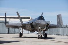 F-35C Wingtips Folded
