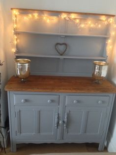 Beautiful refurbished Ercol dresser I am just about to refurbish an identical dresser to the one in - June 22 2019 at Living Furniture, Living Room Interior, Living Room Decor, Furniture Ideas, Ercol Sideboard, Front Rooms, Room Additions, Hand Painted Furniture, Fashion Room