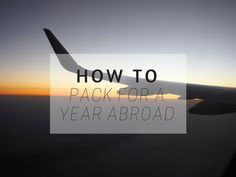 pack year abroad