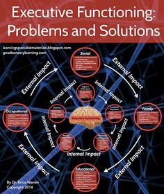 Executive Functioning: Problems and Solutions