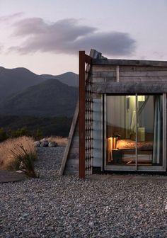 Stevens house by Ross Stevens, Wairarapa, New Zealand