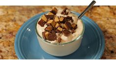 Slow-absorbing casein protein is great before bed. This recipe utilizes the muscle-building properties of casein in a sweet tooth-friendly snack! Casein Protein, Peanut Butter Protein, High Protein, Protein Power, Diet Snacks, Protein Snacks, Protein Desserts, Protein Cake, Protein Muffins