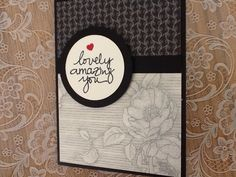 Love the new DSP. Www.judyshowers.stampinup.net