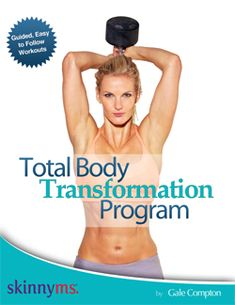 Total Body Transformation Program - Easy to Follow 12-Week Program! #totalbody #transformation #program