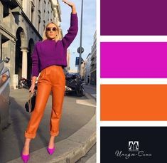 Perfect Patch Pockets Every Time – Designer Stitch – Pins Colour Combinations Fashion, Color Combinations For Clothes, Color Blocking Outfits, Fashion Colours, Colorful Fashion, Color Combos, Colour Blocking Fashion, Fashion Mode, Look Fashion