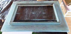 Introduction to Chalk paint - Workshop - Painted Frame Woman Painting, Painting Frames, Chalk Paint, Restoration, Workshop, Home Decor, Atelier, Decoration Home, Room Decor