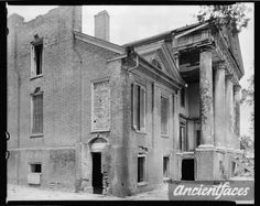 Freeman Good Mansion, Town Creek vic., Lawrence County,...  family photo
