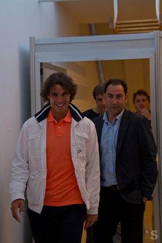 Rueda prensa Rafa Nadal by BancoSabadell, via Flickr