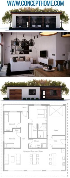 Container Homes Plans - Container House - Plan de Maison - Who Else Wants Simple Step-By-Step Plans To Design And Build A Container Home From Scratch? Who Else Wants Simple Step-By-Step Plans To Design And Build A Container Home From Scratch? Building A Container Home, Container House Plans, Container Homes, Minimalist Bedroom, Minimalist Decor, Minimalist Interior, Minimalist Kitchen, Modern Minimalist, Minimalist Home Design