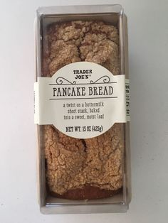 Trader Joes New Grocery Trends 2019 Trader Joes Bread, Trader Joes Food, Trader Joe's, Trader Joe Snacks, Bape, Best Trader Joes Products, Apple Smoothies, Breakfast Items, Second Breakfast