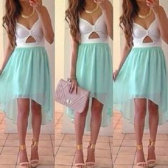 Perfect dress for a day out
