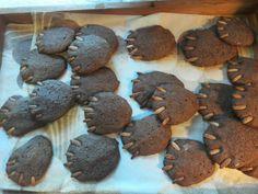 Selfmade bearcookies!!