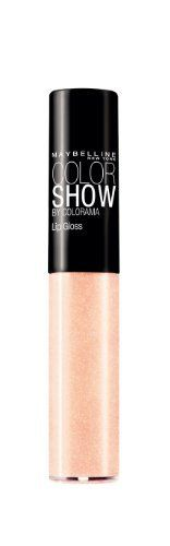 Gemey Maybelline Colorshow Lip Gloss 160 White Glitz MaybellineColorshowLip Gloss160White Glitz