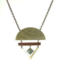 Trivo Necklace by JewelMint.com, $36
