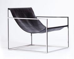 egg designs furniture. Egg Designs Sling Chair, Polished Stainless Steel \u0026 Leather Egg Designs Furniture \