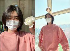 Lee Jung Suk, Lee Jong, Short Hair Tomboy, Korean Actors, Haircuts, Kdrama, Iphone Wallpaper, Short Hair Styles, Wattpad