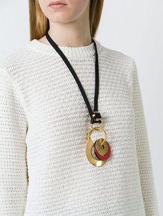 Marni ожерелье с кулоном