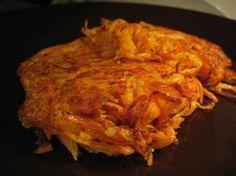 Porkkanapihvit #resepti