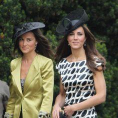 Lady Di y Kate Middleton en los mejores sombreros, tocados y pamelas. Fotos. Duelo de las dos princesas británicas: Sylvia Fletcher, Corbett, Treacy, Foster