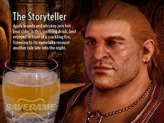 Dragon Age Drink recipes
