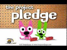 The Hoopsyoyo Builders Pledge