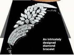 varuna d jani fine jewellery Ruby Jewelry, Emerald Earrings, Diamond Jewelry, Jewelery, Fine Jewelry, India Jewelry, Diamond Bracelets, Gold Bangles, Bangle Bracelets