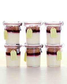 Cheesecake On-The-Go: Mini Cheesecake Jars