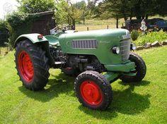 Tracteur agricole FENDT Farmer 2 FW 139 - 1960- Matériel Agricole Moselle - leboncoin.fr