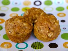 Mini Sweet Potato Muffins on Weelicious-serve with hardboiled egg for breakfast Toddler Meals, Kids Meals, Toddler Food, Family Meals, Sweet Potato Muffins, Mini Muffins, Oatmeal Muffins, Baby Food Recipes, Cooking Recipes