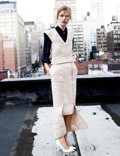 fashion editorials, shows, campaigns & more!: stina rapp wastenson by victor demarchelier for vogue spain february 2014 Fashion Photography Inspiration, Editorial Photography, Style Inspiration, Urban Fashion, High Fashion, Womens Fashion, Street Fashion, Nyc Fashion, Fashion Shoot