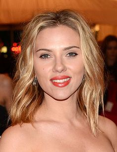 Makeover Timeline: See Scarlett Johansson's Hair Transformation   Daily Makeover