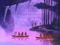 Pocahontas - Steady As The Beating Drum (English). I LOVE the beginning of this movie!!!!