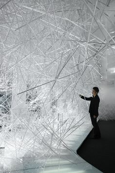 the invisibles_kartel by Tokujin Yoshioka