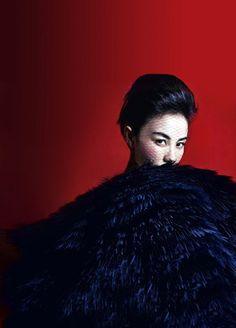 Faye Wong by Chen Man