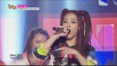 [HOT] Yoonmirae, TIGER JK, BIZZY(MFBTY) - Bang Diggy Bang Bang Show Musi...